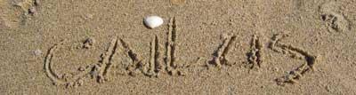 du sable, du soleil
