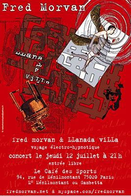 Concert Fred Morvan
